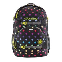 CooCaZoo Rucksack ScaleRale Magic Polka Colorful
