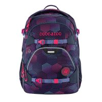 CooCaZoo Rucksack ScaleRale Purple Illusion